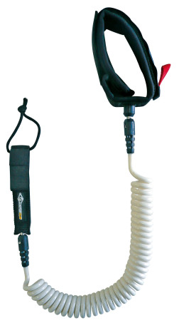 LEASH SUP COIL 11'