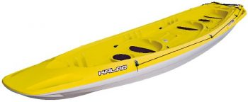 bic kayak sit on top kalao yellow