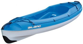 bic kayak sit on top sport bilbao blue
