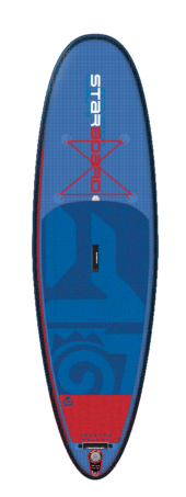 sup starboard air 10'0 whopper deluxe