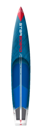 sup starboard all star 12'6 24.5 carbon