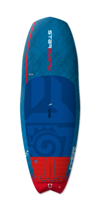sup starboard hyper nut 7'4 carbon