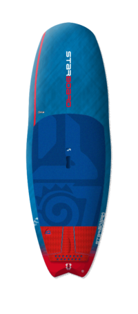 sup starboard hyper nut 7'8 carbon