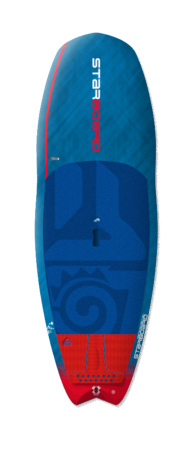 sup starboard hyper nut 8'0 carbon