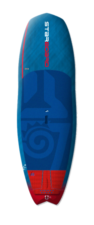 sup starboard hyper nut 8'6 carbon